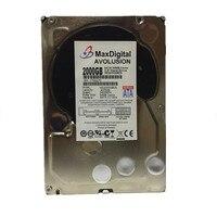 MaxDigital MD32000GSATA 2000GB SATA 3 5inch Enterprise Level Supervisory Control Hard Disk Warranty For 3 Years