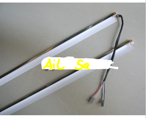 4 шт., 5,5-дюймовые широкие двойные лампы CCFL с рамкой, ЖК-подсветка с корпусом, 445 мм CCFL с рамкой 450 мм x 7 мм