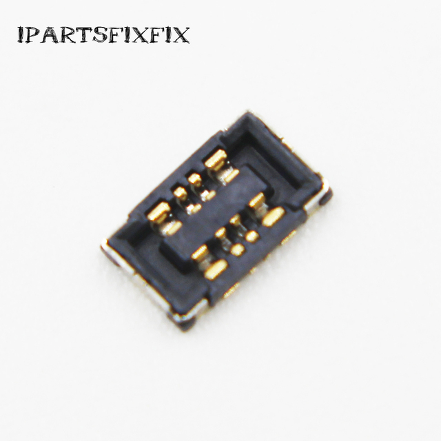 10PCS Inner FPC Connector Battery Holder Clip Contact for Xiaomi Mi Max logic on motherboard mainboard