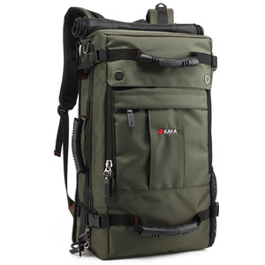 Image 5 - 40 L High capacity Oxford Waterproof Laptop Backpack Multifunctional Travel Bag Mochila School bag Hiking Luggage Bag KAKA