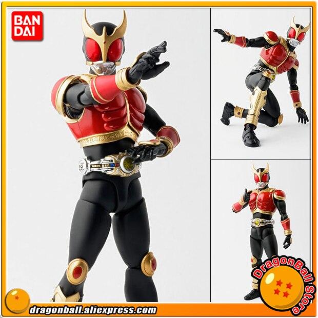 """Cavalier masqué Kuuga"" Original BANDAI Tamashii Nations S. H. Figuarts (SHF) figurine daction Kamen Rider Kuuga levant puissantbandai dollfigure pvcbandai naruto figures -"