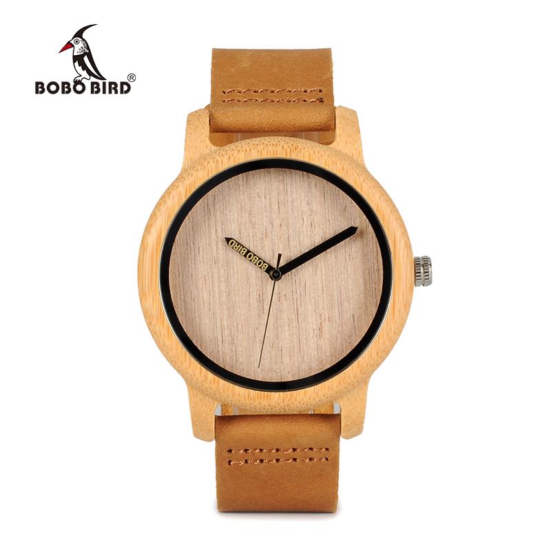 wooden watches bobo bird new arrival gift watch (2)