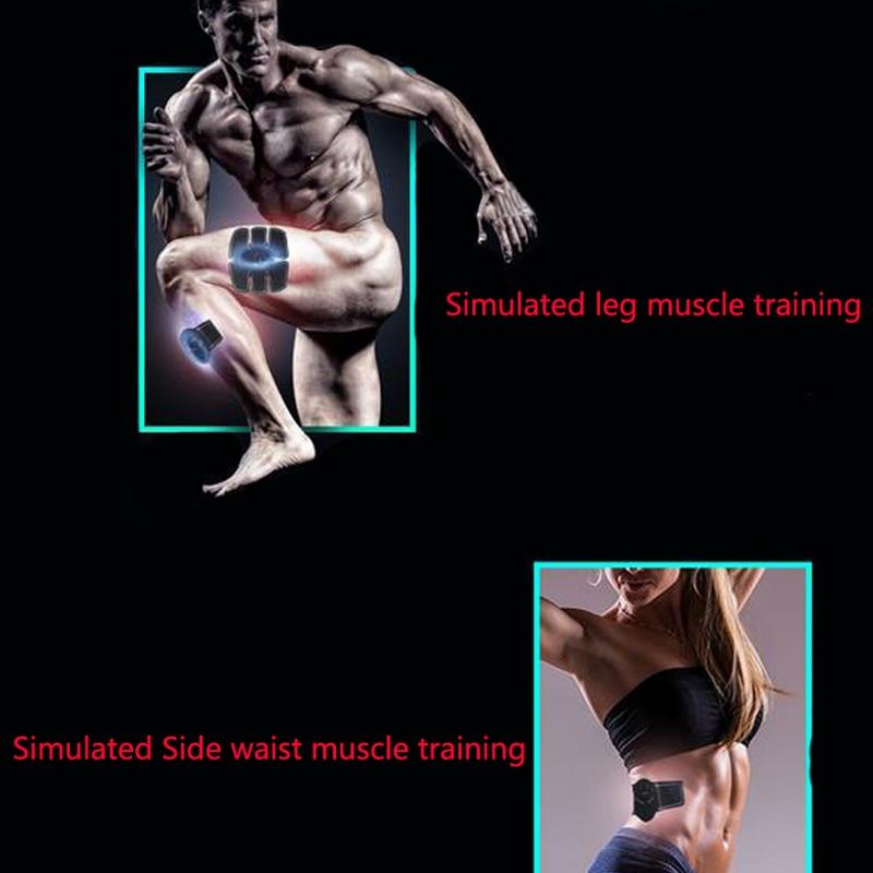 muscle stimulator for legs , back, abdomen