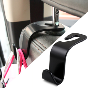 Clips Car Seat Hook Auto Fastener Accessries For Ford Focus 2 3 4 Ranger C-Max S-Max Mondeo kuga Explorer Edge F150 EcoSport(China)