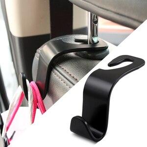 Image 1 - คลิปรถที่นั่งHook Auto Fastener AccessriesสำหรับVolkswagen VW POLOกอล์ฟ 7 Tiguan POLO UP T5 T6 T ROCเทอร์โมมิเตอร์atlas GTI