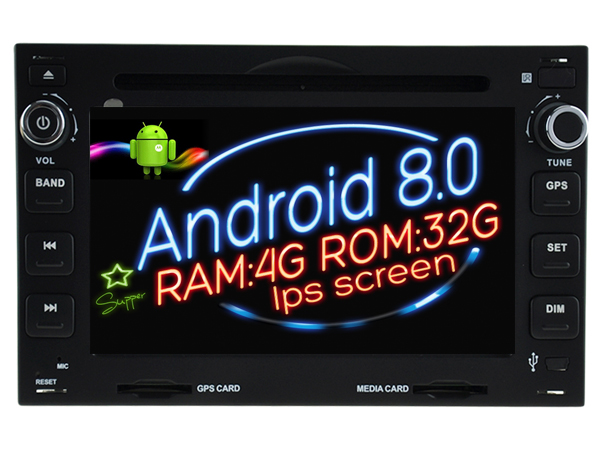 Ips screen Android 8 0 Car Dvd Navi Player FOR VW Passat B5 Golf 4 Polo