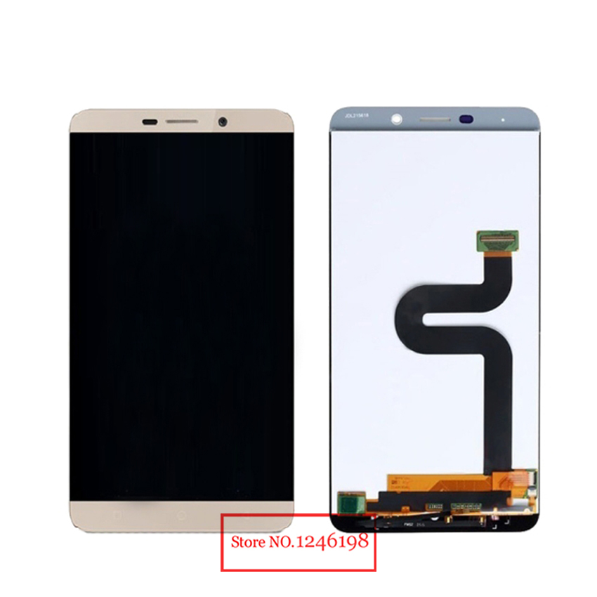 TOP Quality LetvX900 LCD Display Touch Screen Digitizer Assembly For Letv Max X900 Mobile Phone Replacement Repair Parts