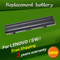 Batería del ordenador portátil para lenovo ideapad s10 s10c s10e s12 jigu S9 S9E 45K127 45K1275 45K2178 ASM 42T4590 FRU 42T4589 L08S3B21 L08S6C21