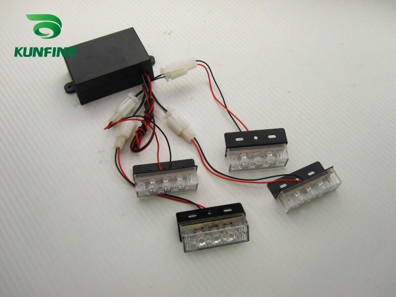 Car LED strobe light car warning light car flashlight led light bar high quality Traffic Advisors light KF-L3022