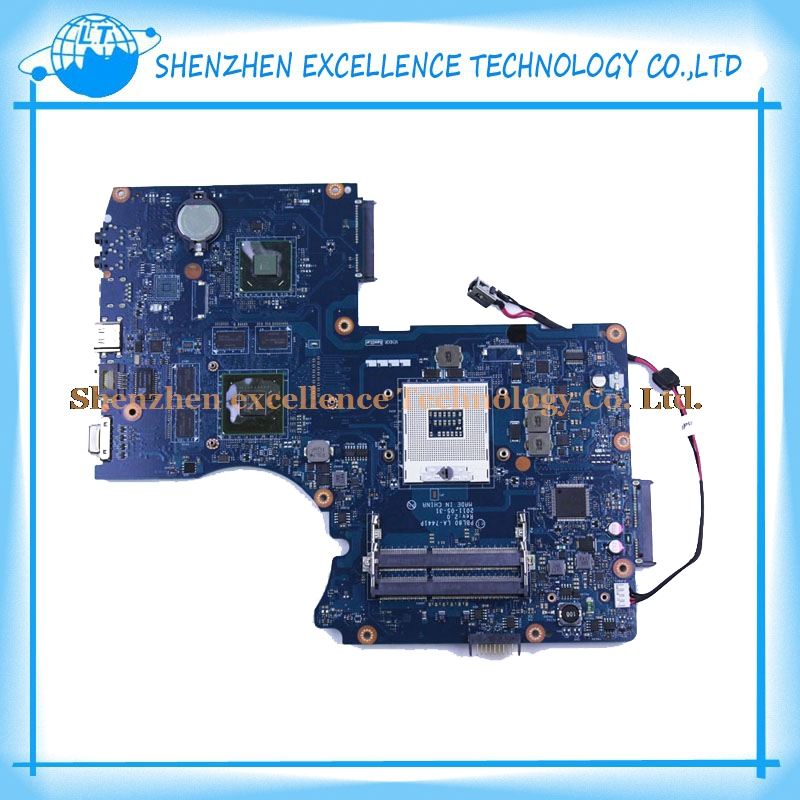 PBL80 LA-7441P REV 2.0 motherboard For Asus K93SV X93SV X93S laptop motherboard mainboard GT540M N12P-GS-A1 tested Top quality