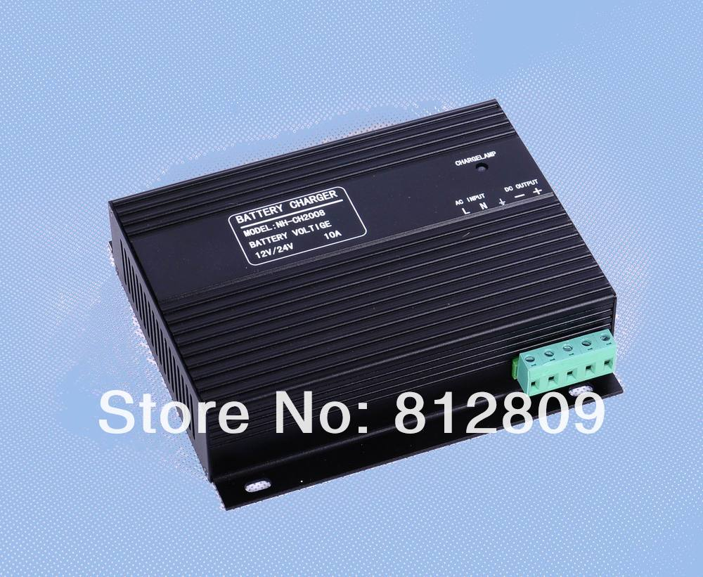 Generator Intelligent Battery Charger 4A 12V 24V by manual switching CH28 4A