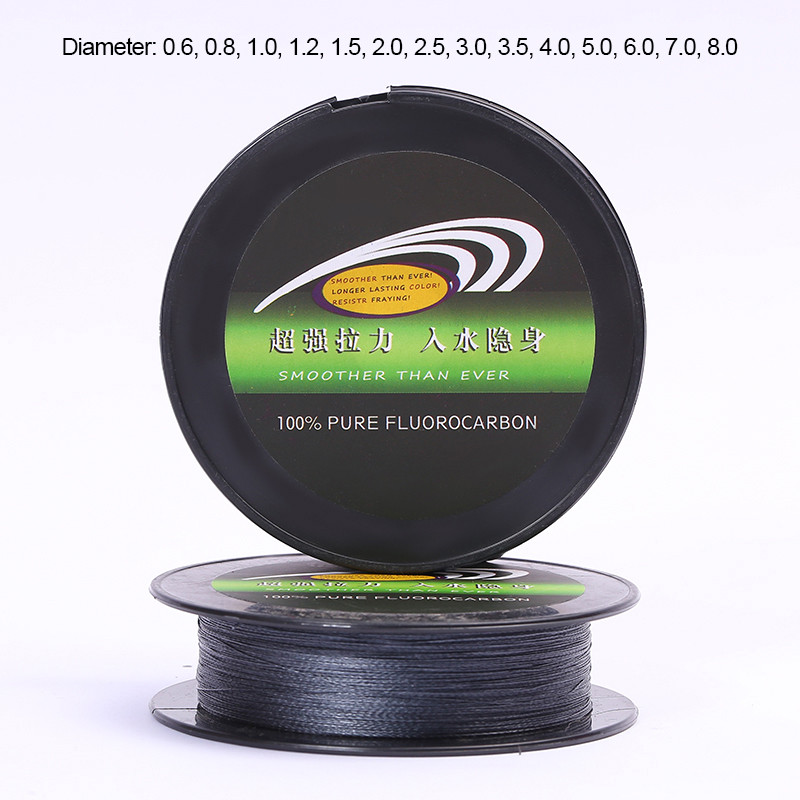 100m Fishing Line Carp Fishing Angler Outdoor Fishing PE Fishing Line Ultra high Strength Multifilament Wearproof Sea Rod Line in Fishing Lines from Sports Entertainment