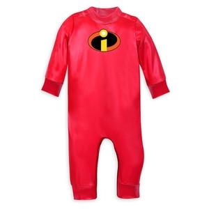 Image 3 - Disfraz de Jack para bebé, disfraz de Halloween, disfraz de Mr. Incredible 2, traje de Mono para adulto, Cosplay para niños pequeños