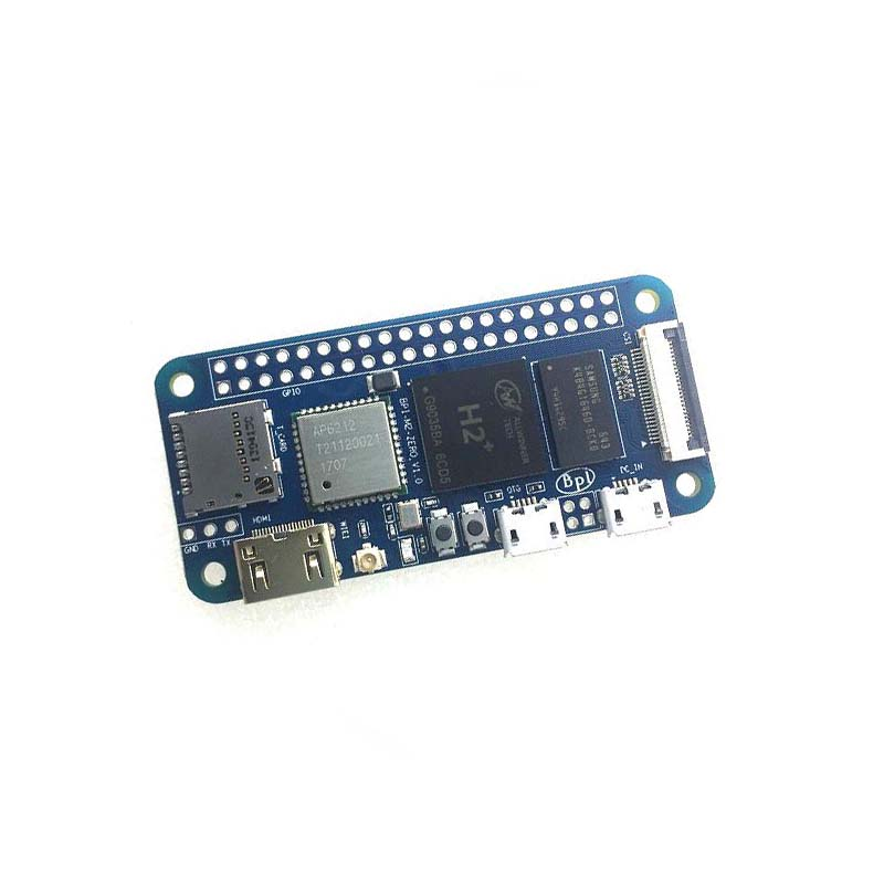 Banana Pi M2 Zero Open Source Quard-core Singe Board Bpi-M2 0 With 512MB RAM 1080P HD Video Output