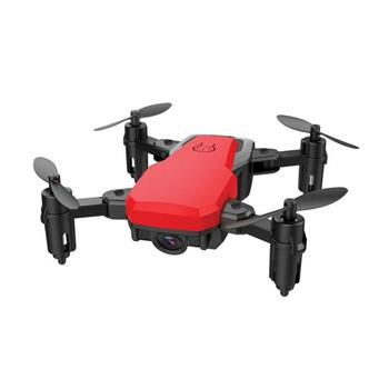 Mini Drone With Camera Aerial Wide Angle 20MP HD Foldable Quadcopter WiFi Real-time Transmission Four-axis Aircraft No Card Slot