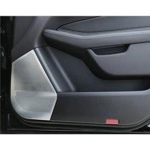 Para Mercedes Benz ML W166 GLE Coupe C292 GL X166 GLS, cubierta de altavoces de puerta de coche, pegatina de protección estéreo de CarAudio embellecedora