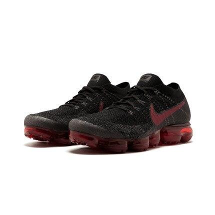 D'origine Nike Air VaporMax Être Vrai Flyknit Respirant Hommes de chaussures de course en plein Air Sport Confortable Durable chaussures de jogging - 3