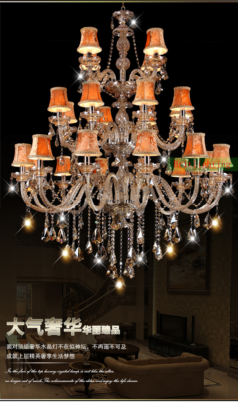 Large Crystal Chandeliers Foyer Contemporary Crystal Chandelier Wrought Iron Chandeliers Traditional Crystal Chandelier Classic Traditional Crystal Chandelier Chandelielarge Iron Chandelier Aliexpress