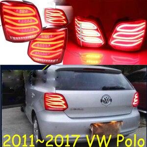 Image 5 - Чехол для стайлинга автомобиля, 2 шт., для фар Polo, 2011, 2012, 2013, 2014, 2015, светодиодный задний фонарь для polo, ДХО, линзы с двойным лучом, HID Xenon