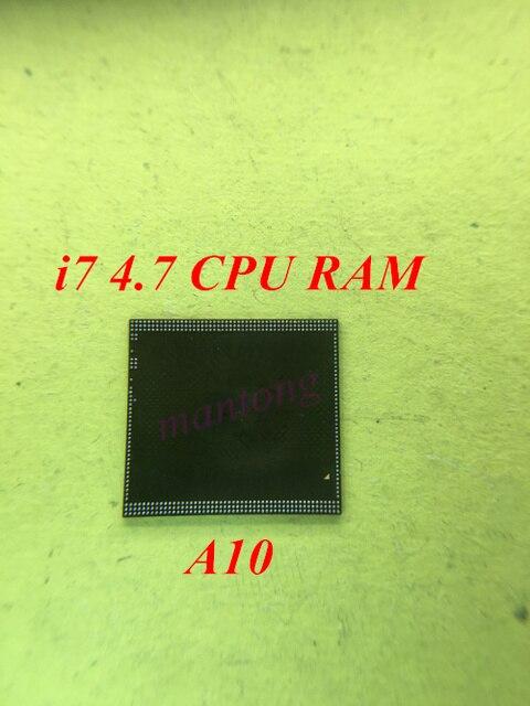 1pcs 10pcs U0700 A10 CPU RAM For iPhone 7 7G 4.7 A10 Ram Top Layer upper IC chip
