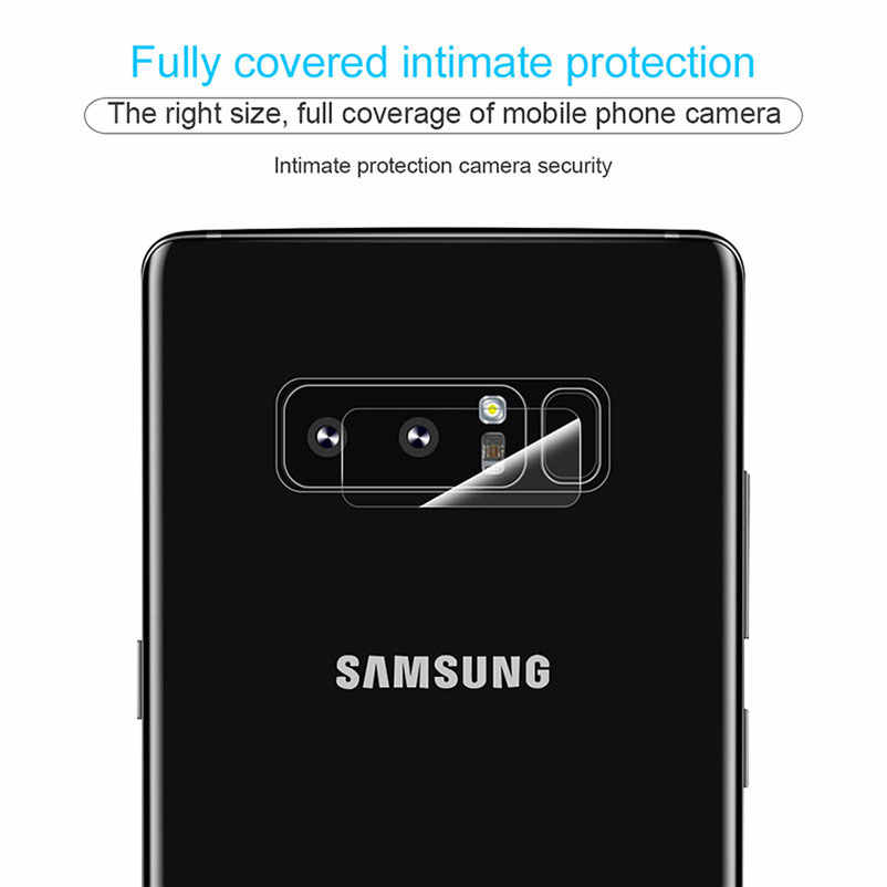 For Samsung galaxy a7 a9 A8 A6 plus 2018 note 9 8 s9 A6s A8s A9s Back Camera Lens tempered glass screen protector film cover