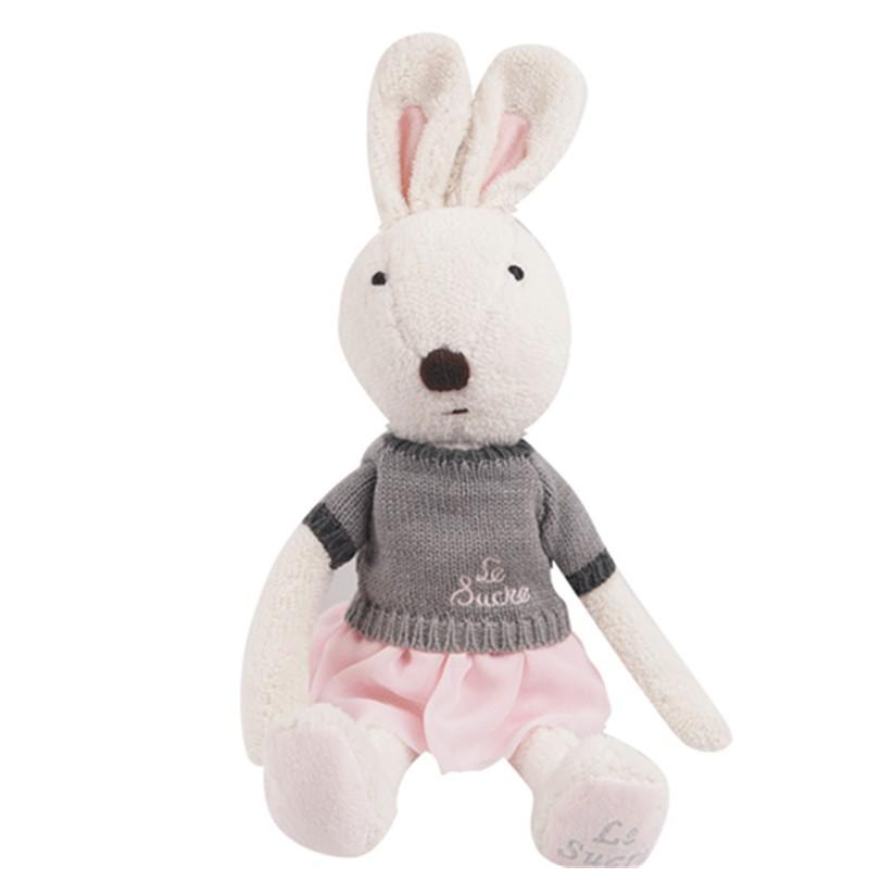 Rabbit plush (4)