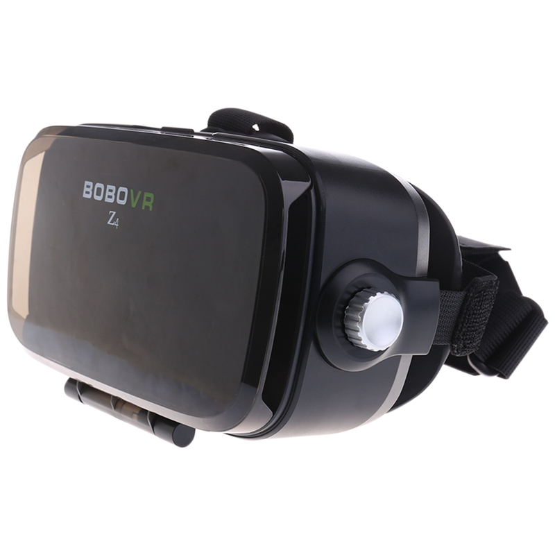 OOTDTY BOBOVR Z4 Mini 3D Virtual Reality Headset 3D VR Glasses Box For IOS Android