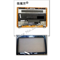 NEW LCD Front Bezel Cover For Lenovo Y570 AP0HB000200 31049898 B Shell