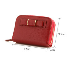 Ladies Zipper Purse Capacity Practical Hand Wallet Woman PU Leather Fashion Female Long Section Wallet