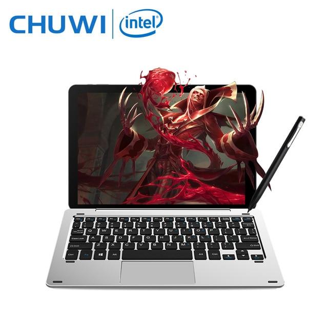 """10.1 """"Chuwi Hi10 Pro 2 в 1 Планшеты шт высококачественного металла Планшеты Intel Cherry Trail X5-Z8350 Окна 10 Android 5.1 4 г 64 г IPS HDMI"""