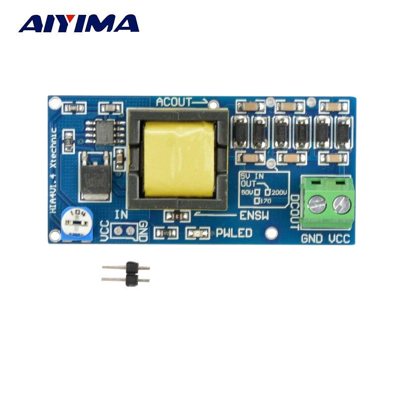 High Voltage Dc Dc Boost Converter 5v 12v Step Up To 300v