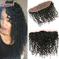 Ear To Ear Full Lace Frontal Closure 13x4 Brazilian Water Wave Frontal Closure Weave 7A Virgin Brazilian Lace Frontal Closure