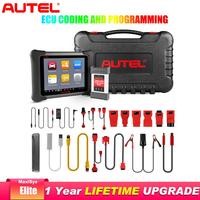 Autel MaxiSys Elite Diagnostic Tool Car Diagnostic Scaner Automotivo ECU Coding And Programming Obd2 Scanner Obd2 Bluetooth