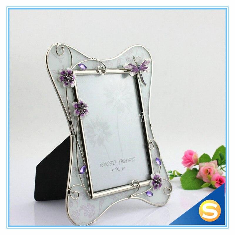Moderne Hochzeitsgeschenke Glas Bilderrahmen Kleinen Heim Dekorative ...