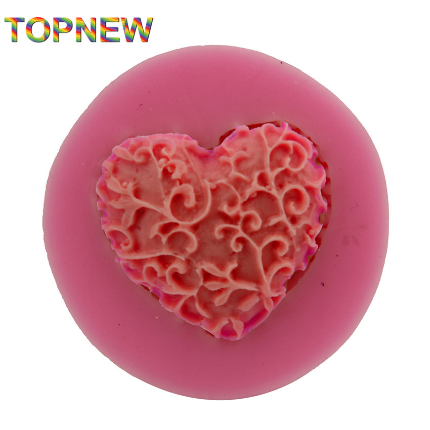 Flower silicone cake mold...