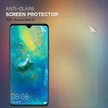 For Huawei mate 20 Anti-glare Screen Protector Matte Anti-fingerprint Protective Film Soft PC Matte Film For Huawei mate 20 enkay anti glare screen protector matte protective film guard for blackberry z10