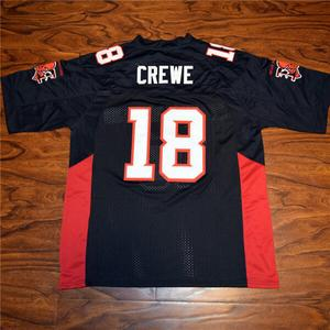 4e20a6bd6 Adam Sandler Paul Crewe  18 The Longest Yard Mean Machine American Football  Jersey Custom Your