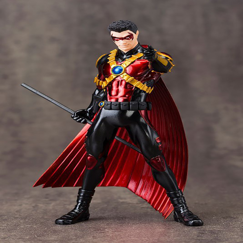 Red Robin ARTFX+ DC Action Figure 52th Ver. Red Robin Doll PVC Action Figure Collectible Model Toy 18cm KT3517 1 6 figure doll journey to the west monks the monkey king 2 tang monk 12 action figure doll collectible figure toy model