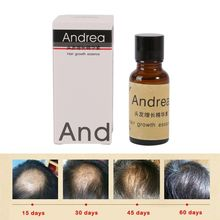 20ML 100% Andrea Original Sunburst Fast Hair Growth Pilatory Essence Human Hair Oil Baldness anti Hair Loss