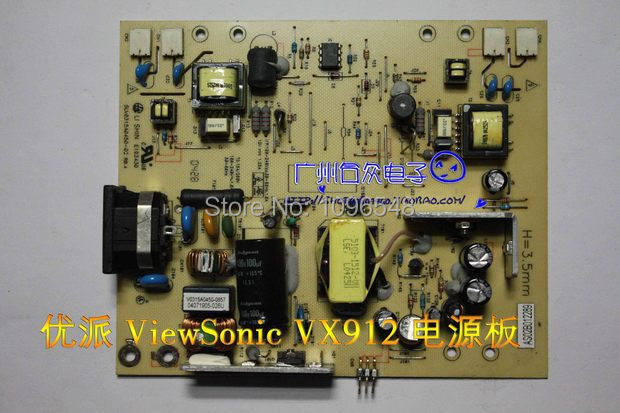 Free Shipping>Original 100% Tested Work VE710S VX912 Power Board SLV0315A0450-02 E193 100% tested 782 l32u25 2000 power board