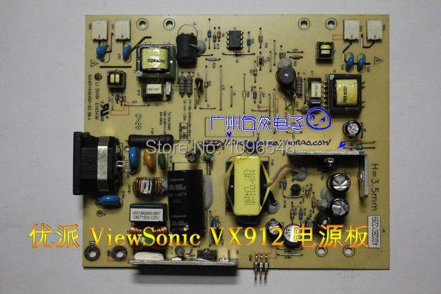 все цены на Free Shipping>Original 100% Tested Work VE710S VX912 Power Board SLV0315A0450-02 E193