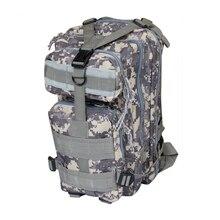 30L  Outdoor Military Rucksacks Backpack Camping Hiking Trekking Bag – ACU Camouflage