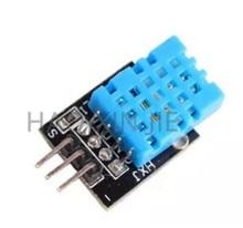 5pcsHot 3pin KEYES KY-015 DHT-11 DHT11 Digital Temperature And Relative Humidity Sensor Module + PCB for Arduino DIY Starter Kit