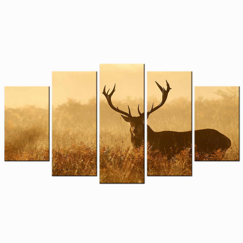 Online buy wholesale painting wildlife from china painting for Where can i find cheap home decor