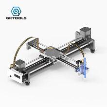 GK A3 Pro DIY все металлические Drawbot ручка проволочно-волочильный станок надписи робот Corexy XY плоттер ЧПУ робот комплект пишущий Робот Игрушки