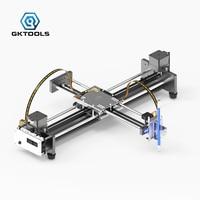 GK A3 Pro DIY All Metal Drawbot Pen Drawing Machine Lettering Robot Corexy XY plotter CNC Draw Robot Kit Writing Robot Toys