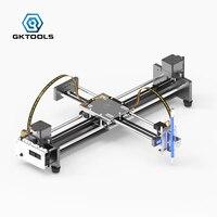 GK A3 Pro DIY All Metal GRBL Plotter Drawbot Pen Drawing Machine Lettering Robot Corexy XY CNC Draw Robot Kit Writing Robot Toys