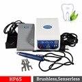 Laboratório Dental portátil Elétrico Sensorless Brushless Micromotor 50000 rpm Handpiece