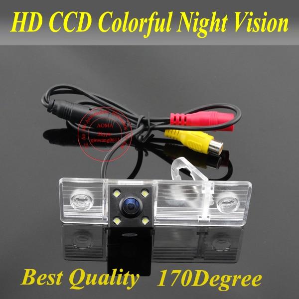 Cámara de auto DVD con cámara de copia de seguridad inversa de marcha atrás en la cámara del auto para CHEVROLET EPICA / LOVA / AVEO / CAPTIVA / CRUZE / LACETTI