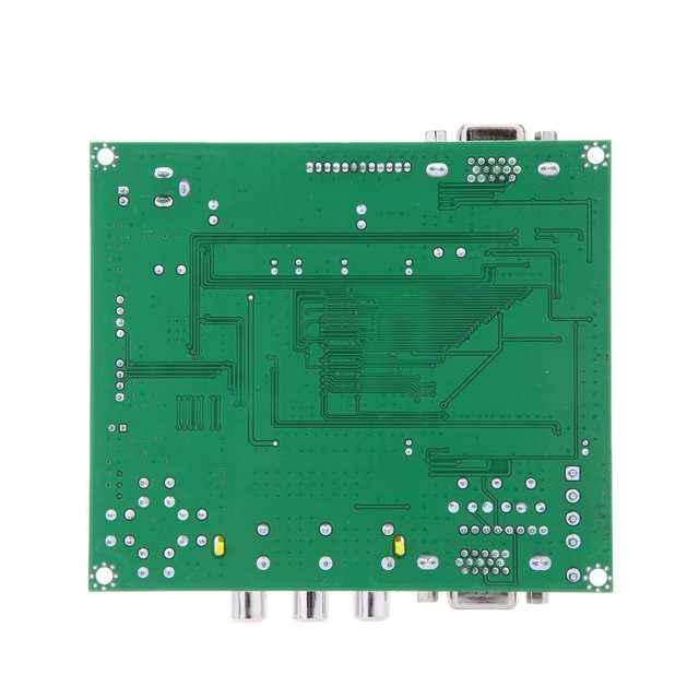 US $16 77 15% OFF|GBS8200 1 Channel Relay Module Board CGA / EGA / YUV /  RGB To VGA Arcade Game Video Converter for CRT Monitor LCD Monitor PDP-in